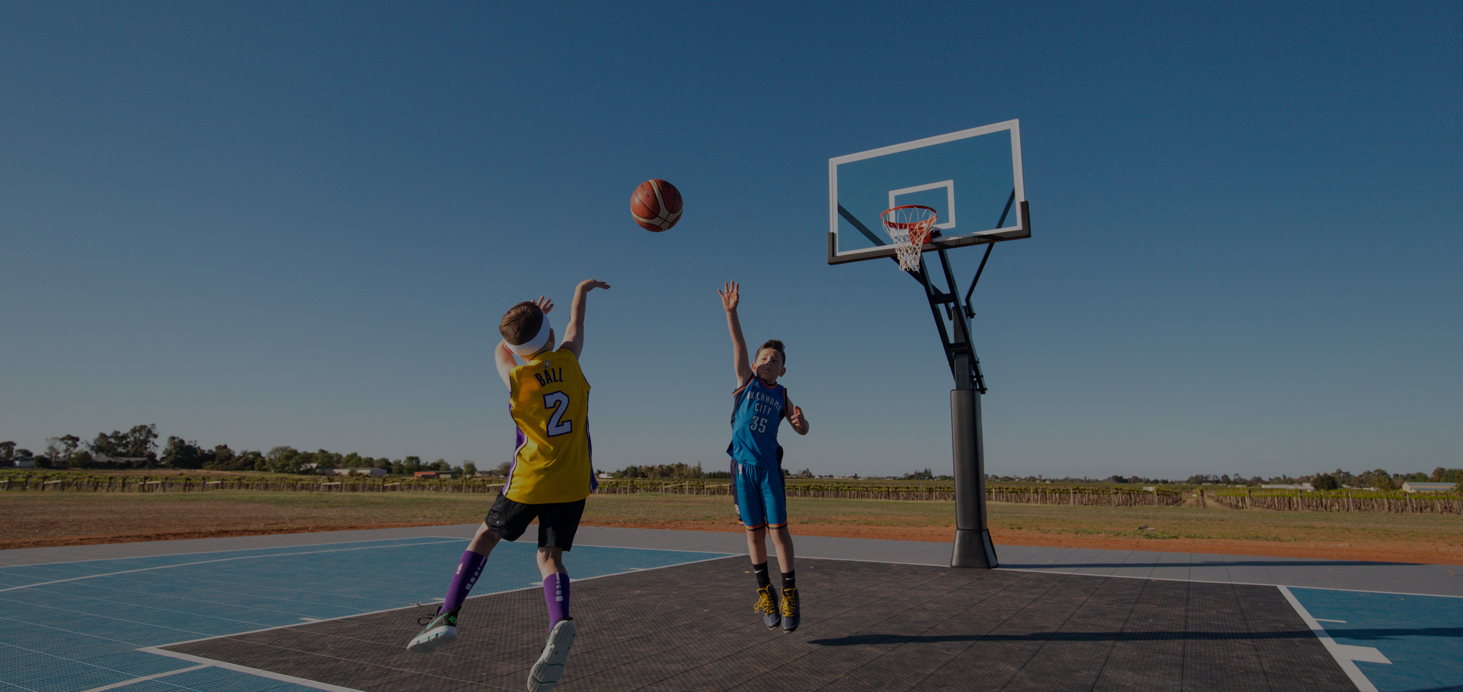 BACKYARD <strong>BASKETBALL</strong>