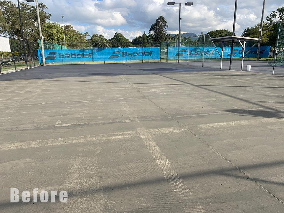 tennis court murwillumbah